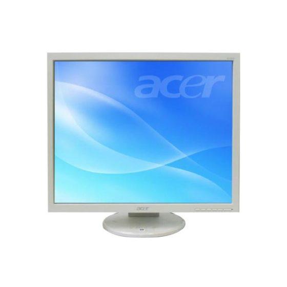 "Used Monitor B193 TFT/Acer/19""/1280x1024/White/D-SUB & DVI-D"