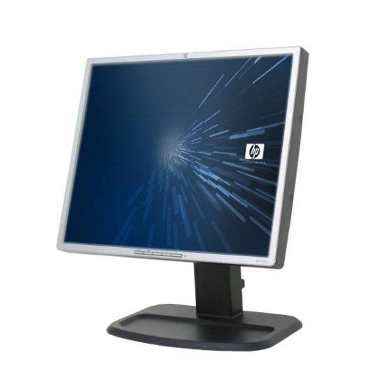 "Used Monitor L1955 TFT/HP/19""/1280 x 1024/Black/Silver/VGA & DVI & USB HUB"