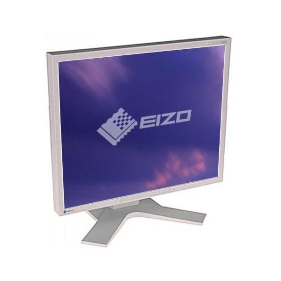 """Used Monitor L985 TFT/Eizo/21""""/1600x1200/White/D-SUB & DVI-I"""