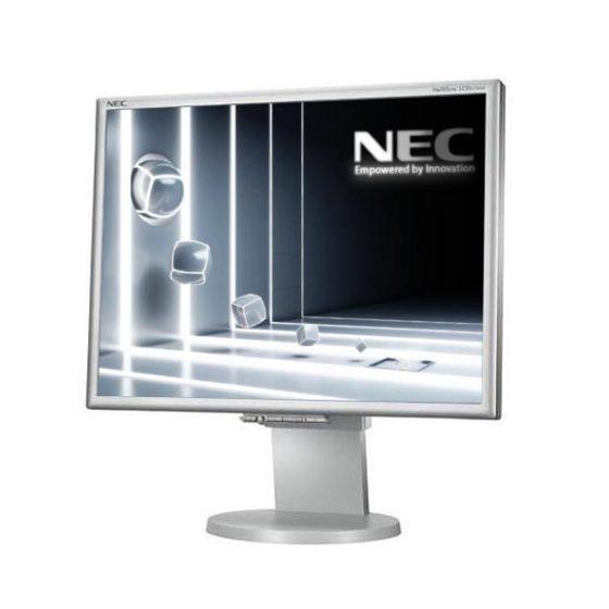 "Used Monitor LCD2170NX TFT/NEC/21""/1600 x 1200/White/Grade AB/D-SUB & DVI-D & USB HUB"
