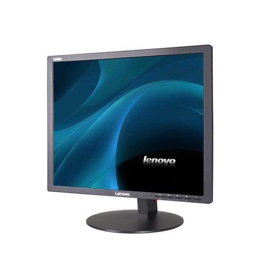 """Used Monitor LT1913p LED/Lenovo/19""""/1280x1024/Black/Grade B/VGA & DVI-D"""