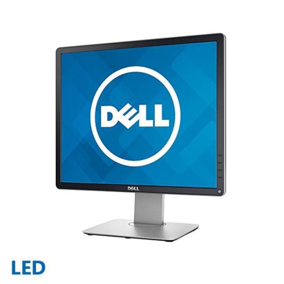 "Used Monitor P1914 LED/Dell/19""/1280x1024/Silver/Black/VGA & DVI-D & DP & USB HUB"