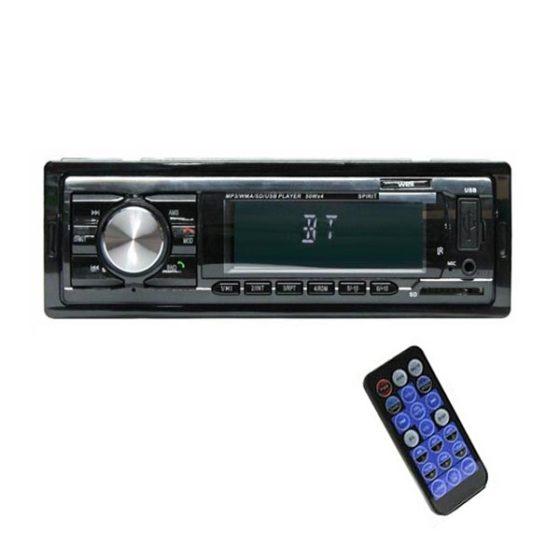 WELL Bluetooth Ραδιόφωνο αυτοκινήτου με θύρα USB