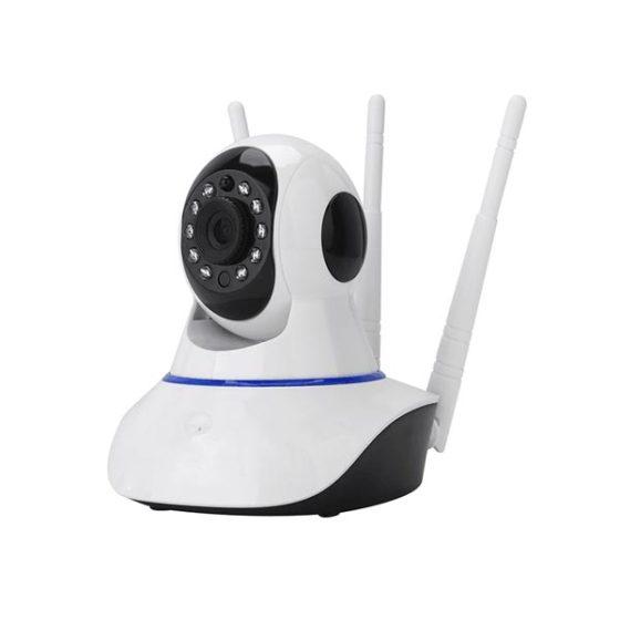 Wireless Indoor HD P/T 1MP IP Κάμερα H.264