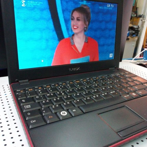 Netbook Turbo-x . 2gb ram - 250gb HDD