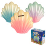 Fun Collectable Mermaid Shell Money Box