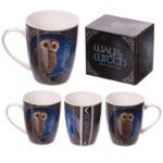 New Bone China Mug - Magical Pendle Owl Design