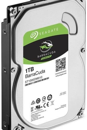HDD SEAGATE ST1000DM010 BARRACUDA 1TB SATA3