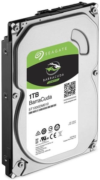 HDD SEAGATE ST1000DM010 BARRACUDA 1TB SATA3