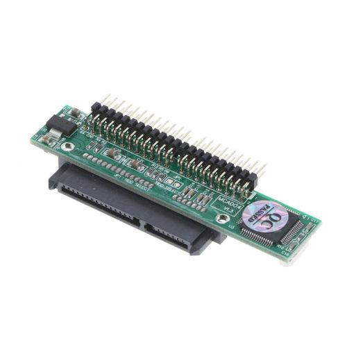 """Μετατροπέας 2.5"""" Male IDE To 7+15 Pin Female SATA HDD SSD για Σκληρούς Δίσκους HDD 2.5"""" (laptop)"""
