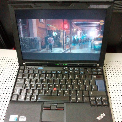 ThinkPad X201 Core i5 2.40GHz