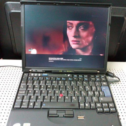 Lenovo Thinkpad X61s Refurbished | Για δουλεία γραφείου - Internet | Σαν καινούριο στο κουτί του | Refurbished LAPTOP