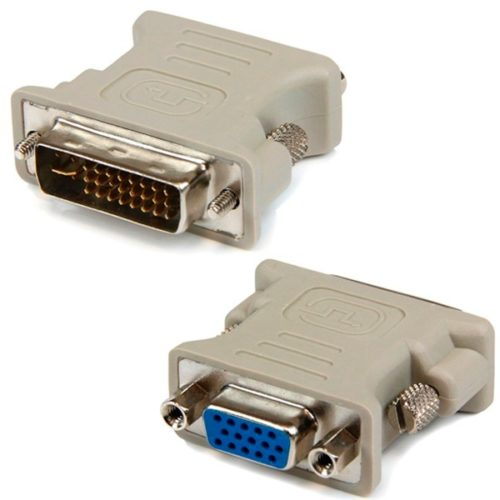 adapter dvi vga pin