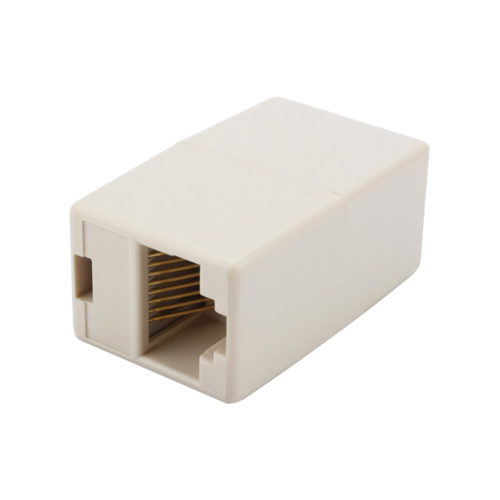 connector rj45 f/f- 17143 cable/connectors adap. connector rj45 f/f- 17143 connectors adapters connector rj45 f/f- 17143 computer accessories connector rj45 f/f