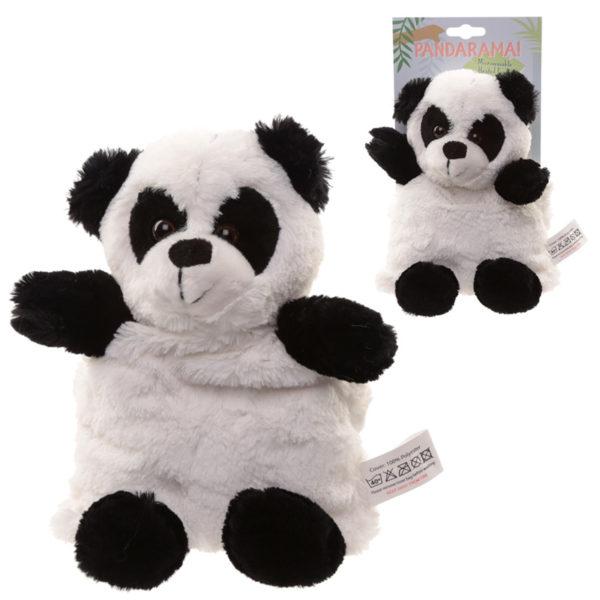 Cute Pandarama Design Snuggables Microwavable Heat Wheat Pack