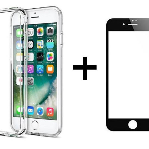 glass protector with soft edges case