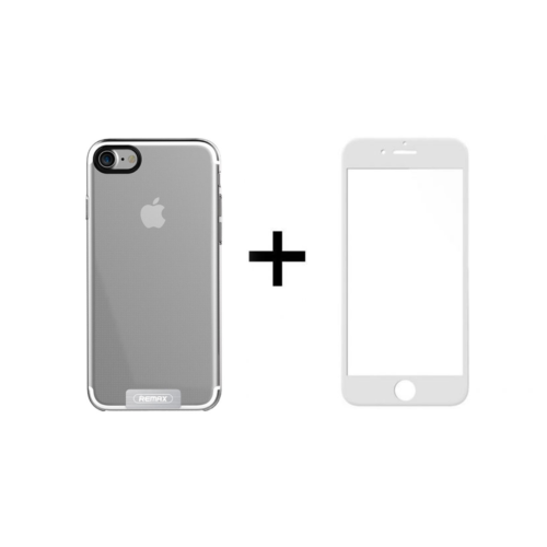 glass protector with soft edges case remax crystal