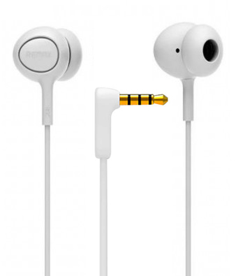 headphones remax rm-515 for phone with microphone