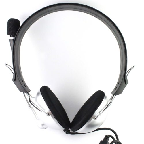 headsets ovleng ov-l666mv for computer with microphone