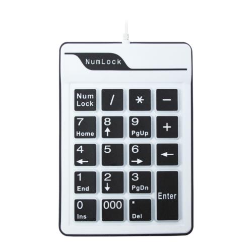 keyboard fantech ftk-801 numpad
