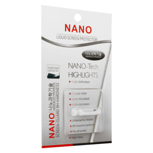 liquid nano screen protector