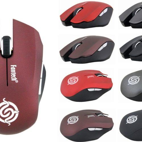mouse wireless fantech w526