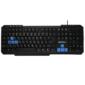 multimedia keyboard detech kb331m