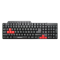multimedia keyboard detech de6086