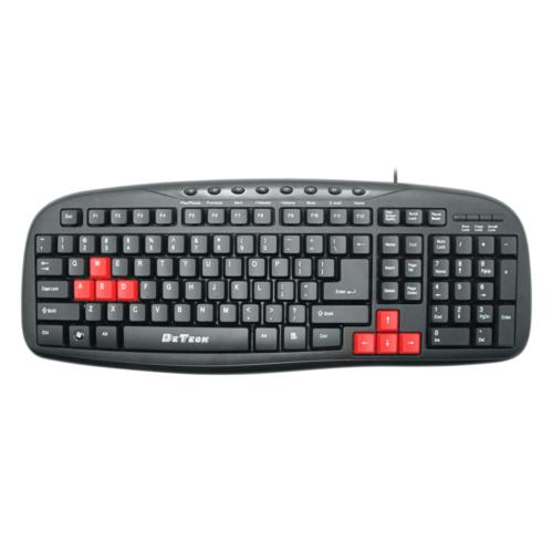 multimedia keyboard detech de6090