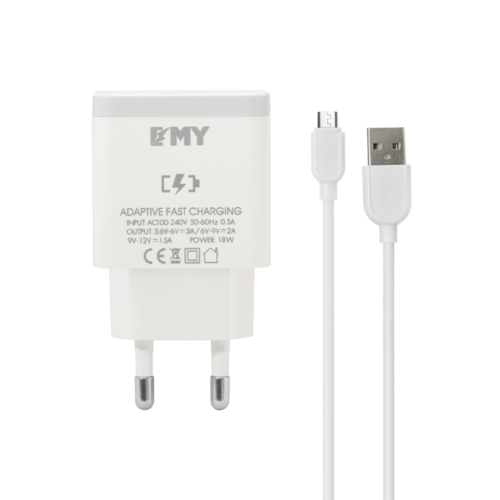 network charger emy my-a301q