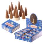 Sai Baba Dhoop Incense Cones - Nag Champa