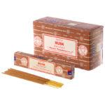 Satya Nag Champa Incense Sticks - Musk