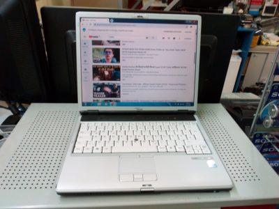 Fujitsu LIFEBOOK S7110 / Intel T2300 Core Duo 2x1.66 GHz / 14.1 / 1024 x 768 XGA / Intel GMA 950 (945GM Chipset) SM / 2048 MB