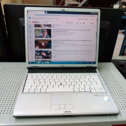 Fujitsu LIFEBOOK S7110 / Intel T2300 Core Duo 2x1.66 GHz / 14.1 / 1024 x 768 XGA / Intel GMA 950 (945GM Chipset) SM / 2048 MB