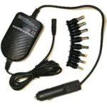 Adaptor for NotebooCar Lighterk Power Supply 12V-Out:80W