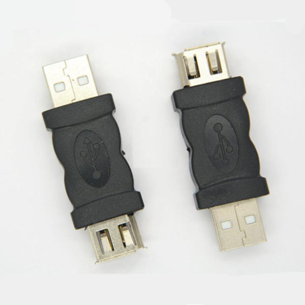 Firewire IEEE 1394 6 Pin to USB 2.0 Male Adaptor Convertor2
