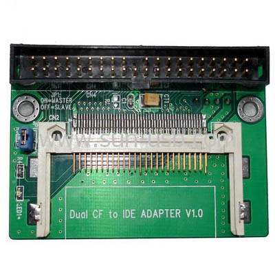 IDE TO COMPACT FLASH ADAPTER