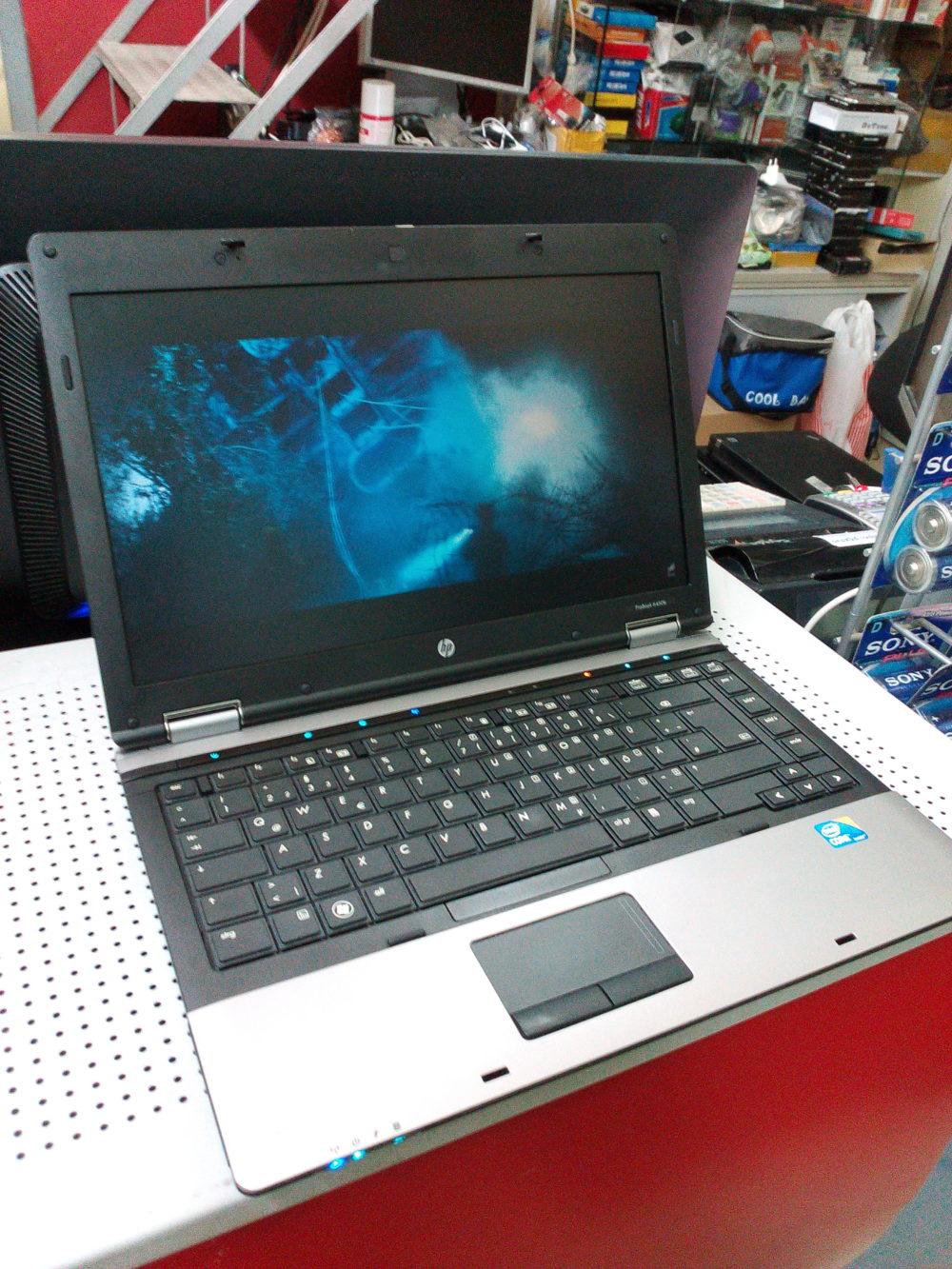 Hewlett Packard ProBook 6450b Core i3 2x2.40 GHz - νεα ιωνία (2)