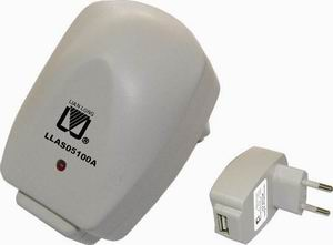 POWER ADAPTOR LLAS05100A SWITCHING 1000mA USB AC/DC 5V