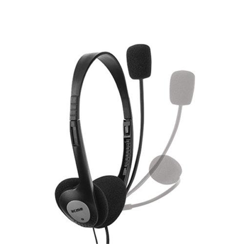 Ακουστικα Κεφαλης και Μικροφωνο ACME CD602 Για Η/Υ / Laptops κ.α