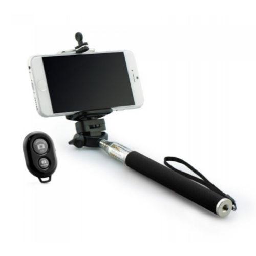 Βαση Κινητου Κονταρι Blow Μαυρο Με Bluetooth Για Selfie Φωτογραφ