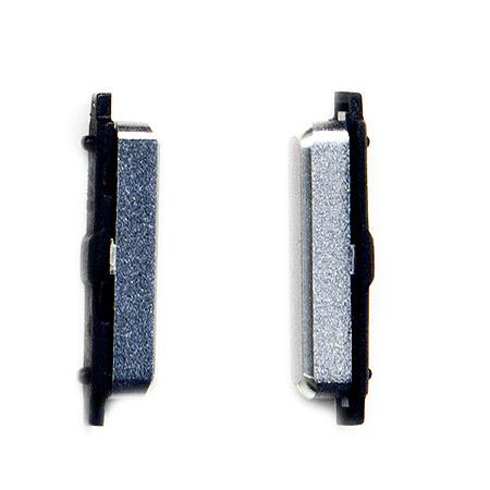 Διακοπτης Volume Για Samsung G920 Galaxy S6 Γκρι OR 2τμχ