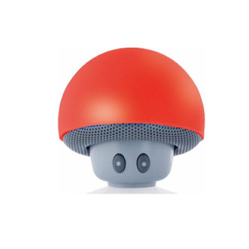 Ηχειο Bluetooth Μανιταρι Funtastix  Κοκκινο