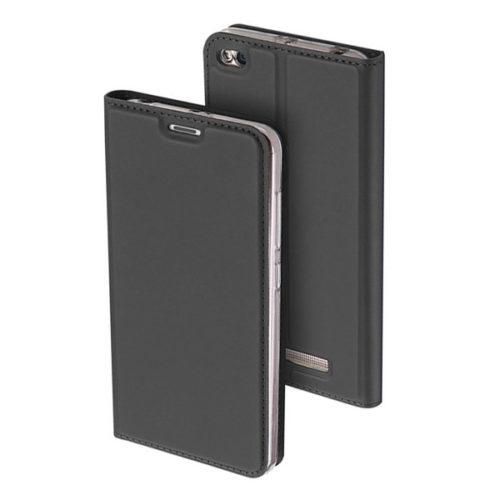 Θηκη Book DD Skin Pro Για Xiaomi Redmi 4A Ανθρακι