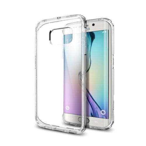Θηκη Bumper TT Για Samsung G935 Galaxy S7 Edge Διαφανη