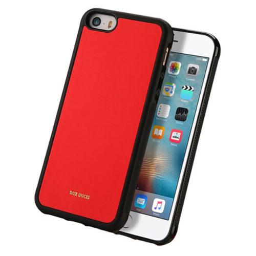 Θηκη DD Pocard Για Apple Iphone 5/5s/SE Κοκκινη