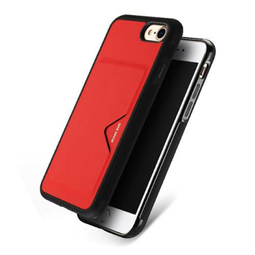 Θηκη DD Pocard Για Apple Iphone 7+ / 8+ Κοκκινη