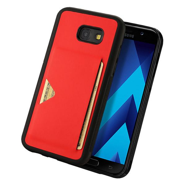 Θηκη DD Pocard Για Samsung A520 Galaxy A5 2017 Κοκκινη
