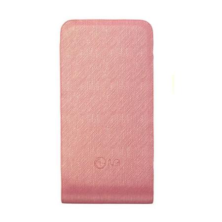 Θηκη LG Δερματινη Για GD510 Pop Ροζ