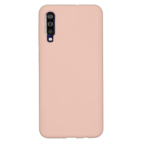 Θηκη Liquid Silicone για Samsung  Galaxy A30s Ροζ